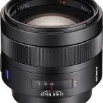 Lens: Sony SAL-85F14Z 85mm F1.4 Specification