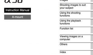 Sony_Alpha_A58_User_Manual